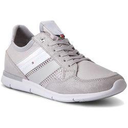 8daa1cd4eef0a Sneakersy - metallic light weight sneaker fw0fw02996 diamond grey 001