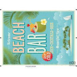 Obraz WELCOME TO BEACH BARPTD075T2