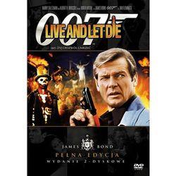007 James Bond: Żyj i pozwól umrzeć Live and Let Die
