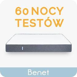 Benet | Materac piankowy, lateksowy, termoelastyczny 120 x 200cm