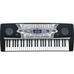Keyboard MK-2061 - organy, zasilacz, mikrofon