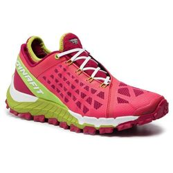 7697a24a Buty DYNAFIT - Trailbreaker Evo W 64043 Sangria/Cactus 6881, kolor różowy