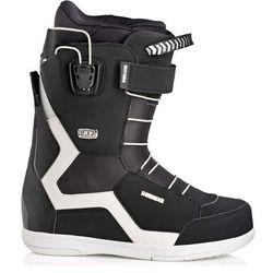 buty snowboardowe DEELUXE - ID 6.3 TF black/white (9400) rozmiar: 42