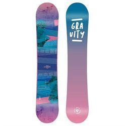 Snowboard - voayer multi (multi) rozmiar: 146 marki Gravity