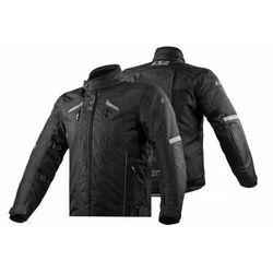 Ls2 Kurtka motocyklowa męska serra evo man black czarna - nowość 2021 roku - męska