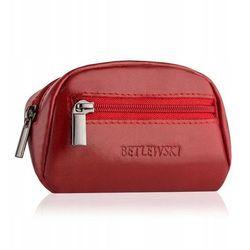 Etui na klucze bez-01 czerwony marki Betlewski