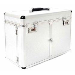 Active kuferek kosmetyczny duży (biały)