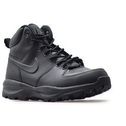 Buty męskie Nike Manoa Czarne