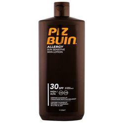 allergy sun sensitive skin lotion spf30 preparat do opalania ciała 400 ml dla kobiet marki Piz buin