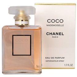 Chanel coco mademoiselle woda perfumowana 50ml + próbka perfum gratis! (3145891164206)