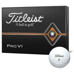 Titleist Piłki golfowe pro v1 (białe)