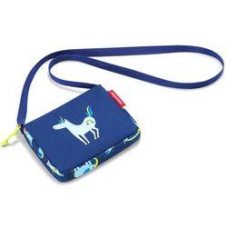 Reisenthel Niebieska torebka dla dziewczynek itbag kids abc friends (rja4066) (4012013709968)