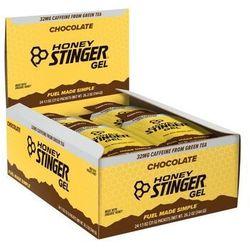 żel energetyczny chocolate caffeina organic energy gel 32g marki Honey stinger