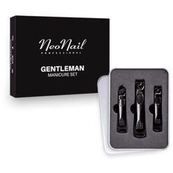 Neonail Zestaw dla mężczyzn gentleman manicure set