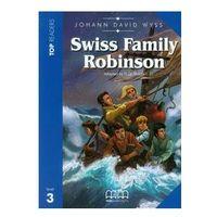 Książki dla młodzieży, Swiss Family Robinson Student's Book + CD - Wysyłka od 2,99 - porównuj ceny z wysyłką - Wesołych Świąt (opr. miękka)