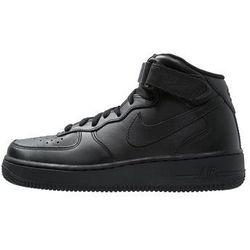 Nike Sportswear AIR FORCE 1 MID '07 Tenisówki i Trampki wysokie black