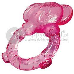 Gryzak oziębiający DYDUŚ GRW-G łagodzący objawy ząbkowania dla dzieci w formie kolowych zwierzątek