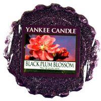 Świeczki, Wosk zapachowy - Black Plum Blossom - 22g - marki Yankee Candle
