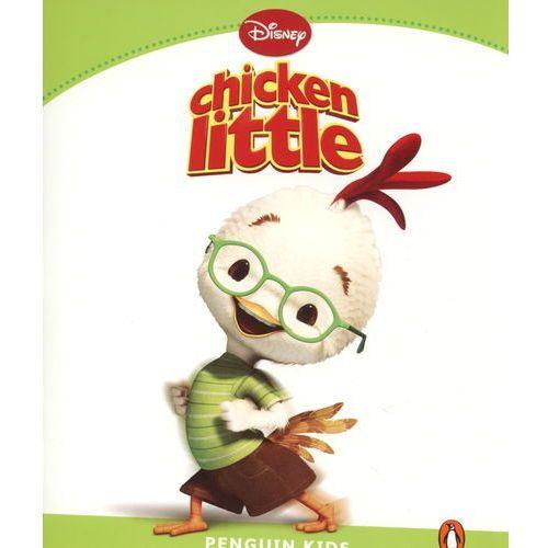 Książki do nauki języka, Chicken Little (opr. miękka)