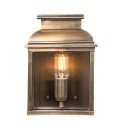 Kinkiet WESTMINSTER WESTMINSTER PN IP44 - Elstead Lighting - Rabat w koszyku