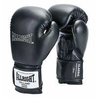 Rękawice do walki, Rękawice bokserskie Allright Classic PU czarny 2022