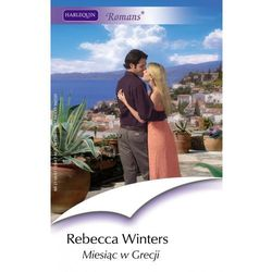Miesiąc w Grecji - Rebecca Winters