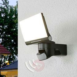Czarny kinkiet zewnętrzny LED XLED Home 2