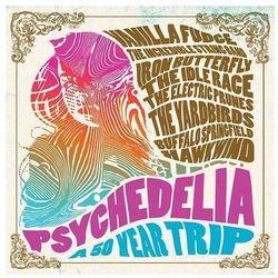 Psychedelia A 50 Year Trip (2xCD) - Various Artists DARMOWA DOSTAWA KIOSK RUCHU