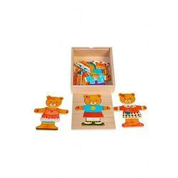 Smily Play Układanka drewniana 3Y40M1 Oferta ważna tylko do 2031-06-07