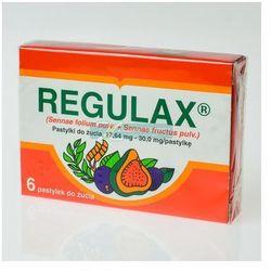 Regulax pastyl. 6 szt.