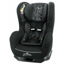 Nania Fotelik samochodowy COSMO SPIDERMAN BLACK LUXE 2020