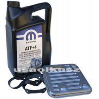 Filtry oleju do skrzyni biegów, Olej MOPAR ATF+4 oraz filtr automatycznej skrzyni 4SPD Dodge Stratus