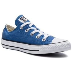 Trampki CONVERSE - Ctas Ox 164288C Totally Blue/White/Black