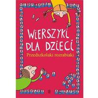 Książki dla dzieci, Wierszyki dla dzieci (opr. twarda)