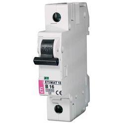 Wyłącznik nadprądowy ETIMAT10 1P C25 10kA ETI