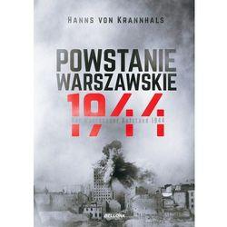 Powstanie Warszawskie 1944 - HANNS VON KRANNHALS (opr. twarda)
