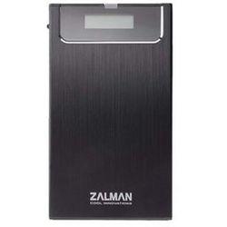 """Kieszeń zewnętrzna HDD Zalman ZM-VE350 ( 2,5"""" SATA III czarna )- wysyłamy do 18:30"""