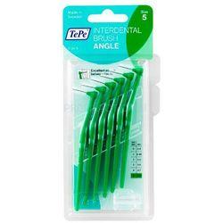 TePe Angle Szczoteczki międzyzębowe 0,8mm - zielone 6szt.