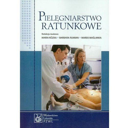 Książki medyczne, Pielęgniarstwo ratunkowe (opr. miękka)