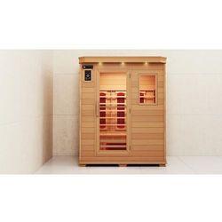 Sauna na podczerwień Haakala Tuoni III Premium
