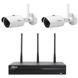 Dahua zestaw kamer KIT-2C IN-W, 1× NVR, 2× IP 2,8 mm, IP67 (KIT-2C IN-W)