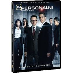 Impersonalni: Sezon 3 (DVD) - Chris Fisher, Richard J. Lewis, Fred Toye i inni