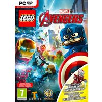 Gry PC, LEGO Marvel's Avengers (PC)