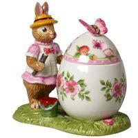 """Ozdoby świąteczne, Villeroy & Boch - Bunny Tales Figurka/Pudełeczko porcelanowe """"Króliczek Anna"""""""