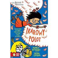 Książki dla dzieci, Szkolne szaleństwa. Ikarowy polot (opr. miękka)