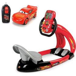 Smoby Symulator jazdy Cars 3 + Zygzak McQueen Gratis
