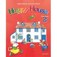 Pedagogika, Happy House 2. Class Book (opr. broszurowa)