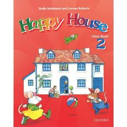 Happy House 2. Class Book (opr. broszurowa)