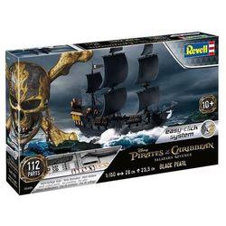 Statek 1:150 05499 black pearl