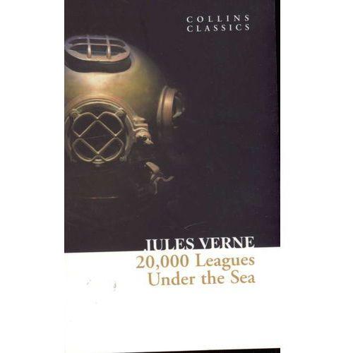 Książki do nauki języka, 20000 leagues under the sea (opr. miękka)